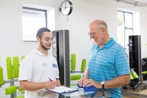 Eisenhauer Training - Betreuung und Konzept