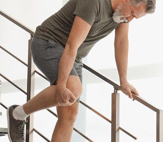 Knietraining bei Kraftmangel im Alter