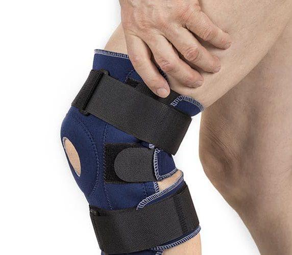 Knieschmerzen durch Abnutzung und Verletzung