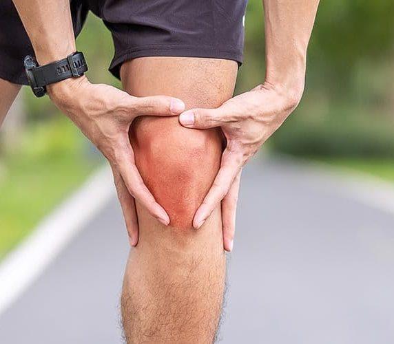 Knieschmerzen durch Gangbild
