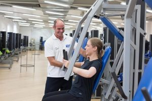 Mit Eisenhauer Training verbraucht dein Körper mehr Energie