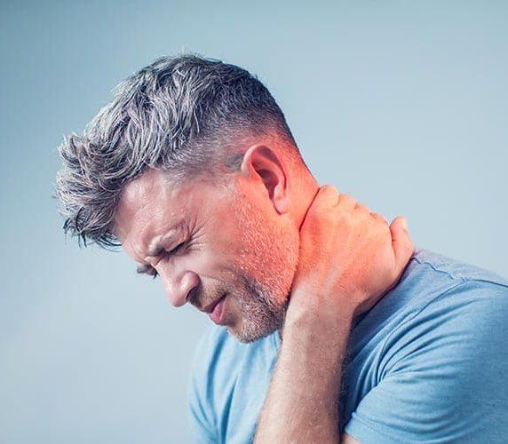 Nackenschmerzen haben viele Ursachen