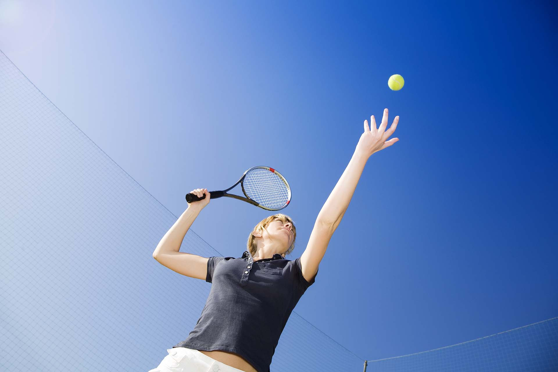 Individuelles Tennistraining bei Eisenhauer