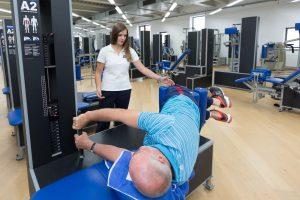 Vorbereitung Skifahren - Steigerung der Rumpfstabilität - Eisenhauer Training