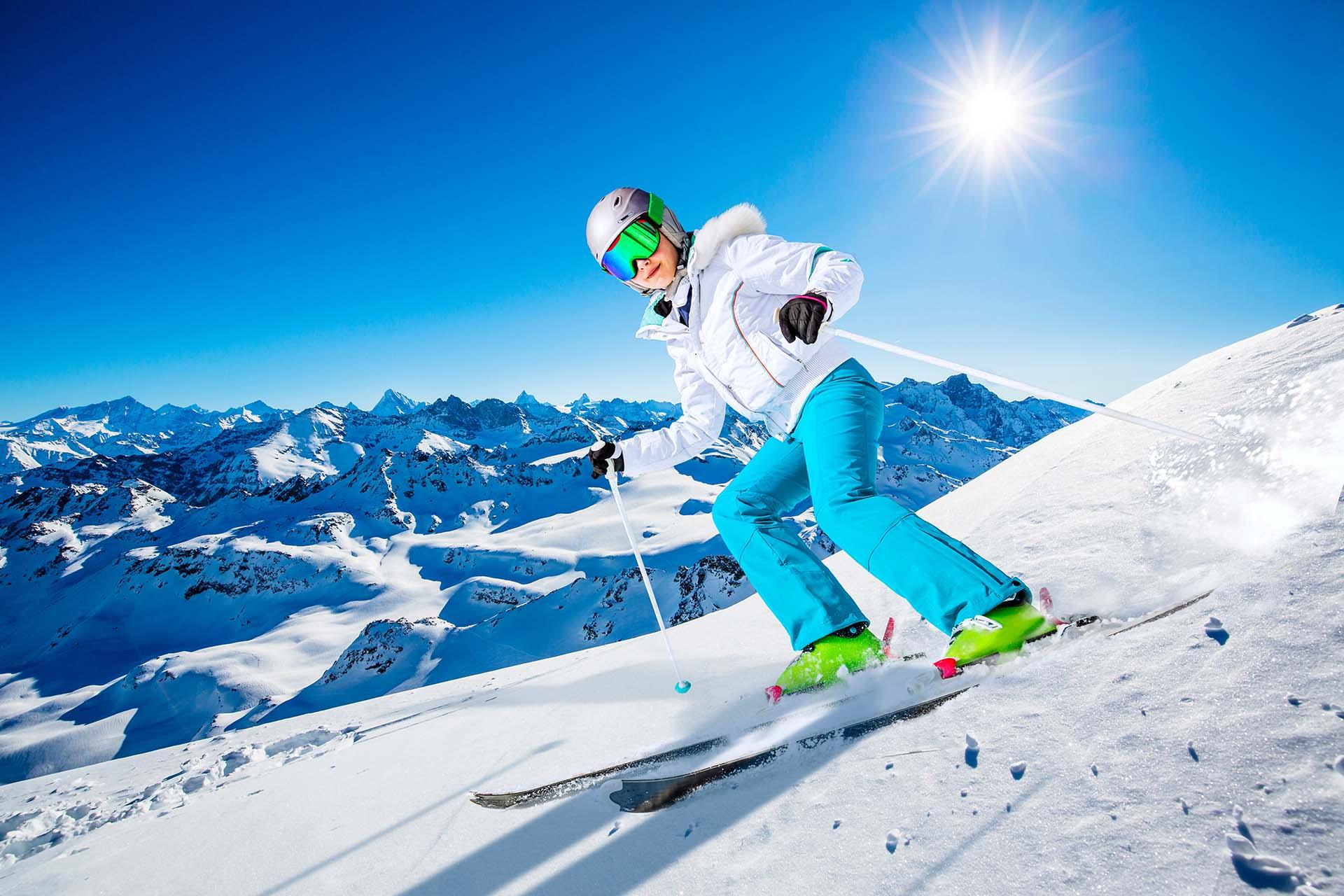 Vorbereitung Skifahren - Individuelles Training - Eisenhauer Training
