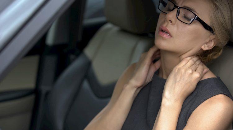 Verspannt und träge - selbst bei der Autofahrt?