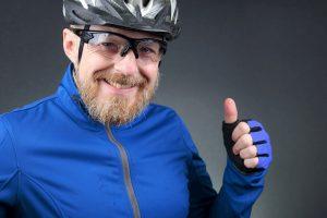 Radfahren hilft bei Befund Skoliose