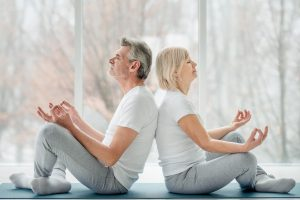 Alternative Übung Yoga