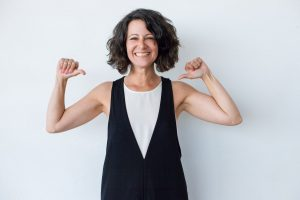 Keine Angst: Durch Krafttraining bauen Frauen keine Muskelberge auf!