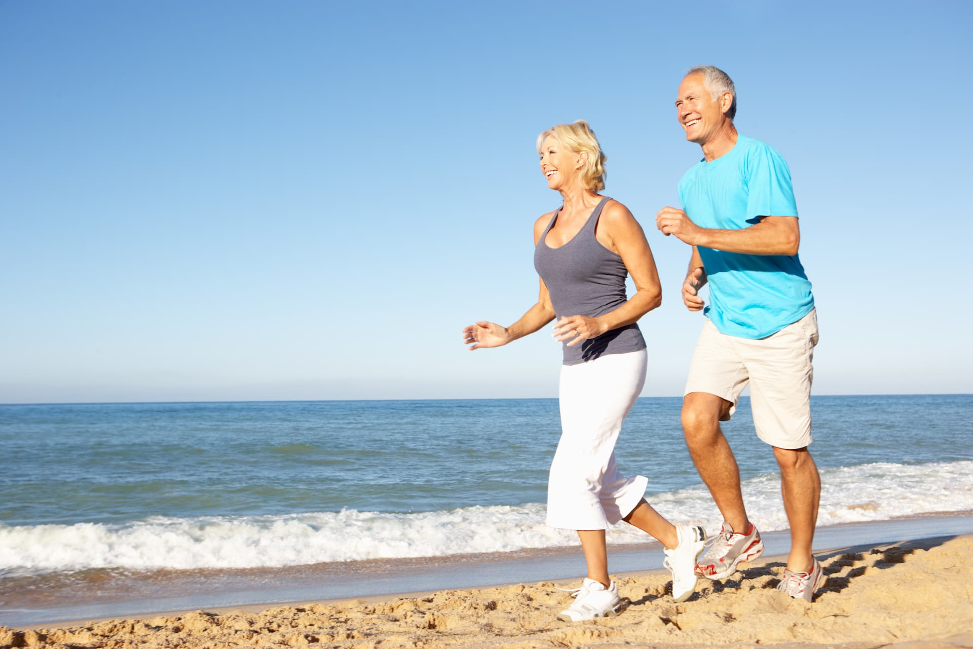 Fit bleiben als Rentner