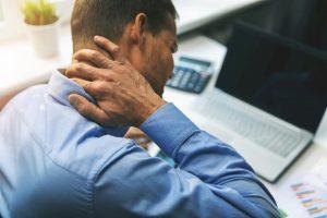 Krafttraining funktioniert gegen Nackenschmerzen